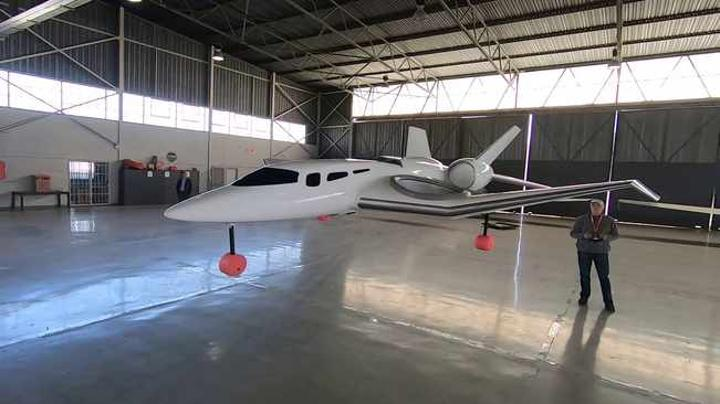 SA vertical business jet developers seek more investors